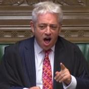 Voormalig Brits parlementsvoorzitter John Bercow stapt over naar Labour