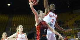 Belgian Cats stoten als groepswinnaar door naar kwartfinales EK basketbal