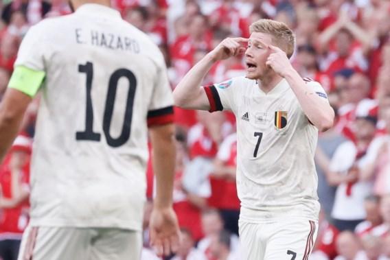 Treffen Rode Duivels achtereenvolgens Duitsland, Italië en dan Frankrijk? Moeilijkste route naar de finale dreigt voor Belgen