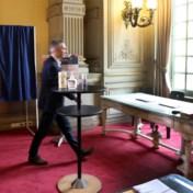 Exitpolls wijzen op verkiezingsoverwinning partij Sarkozy