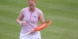 Alison Van Uytvanck wint overtuigend ITF-finale in Nottingham: 'Voelt goed na mijn moeilijke periode'