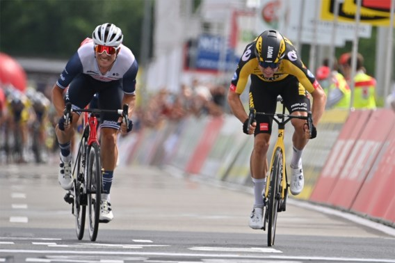 Wout Van Aert wint BK in Waregem