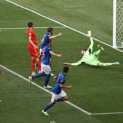 B-team van Italië is sterk genoeg
