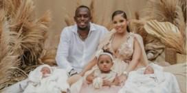 Usain Bolt kondigt geboorte van tweeling Thunder en Saint Leo aan