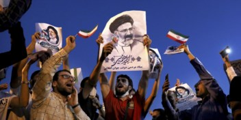 Helft Iraniërs boycot verkiezing president Raisi