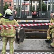 Alle premetrolijnen in Antwerpen verstoord, brandweer gaat over tot evacuaties