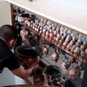 Zeldzame kunst ter waarde van 11 miljoen euro teruggevonden in Antwerpen
