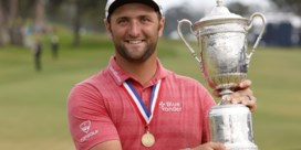 Spaanse golfer Jon Rahm wint US Open