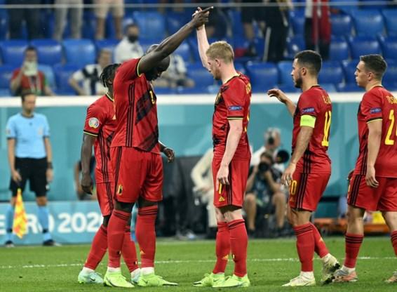 De Belgische weg naar de finale van het EK voetbal