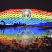 Uefa beslist: Allianz Arena niet in regenboogkleuren tegen Hongarije