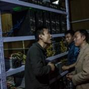 Cryptomunten krijgen het warm in China
