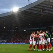 Kroatië naar achtste finale na winst tegen Schotland