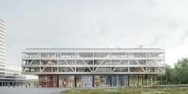 Nieuw VRT-gebouw heeft voor- noch achterkant