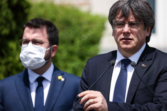 Raad van Europa vraagt Madrid af te zien van uitleveringsprocedure tegen Puigdemont