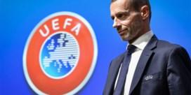 Uefa-voorzitter Ceferin hekelt 'populistische' initiatieven