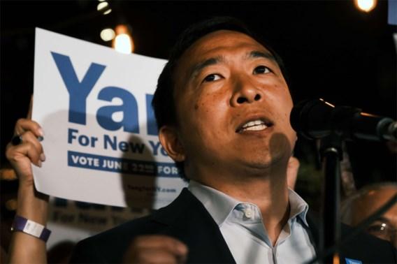 Andrew Yang geeft verlies toe, Democratische burgemeesterskandidaat New York nog niet bekend