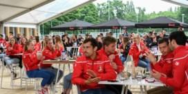 Complex voor nationale hockeyploegen geopend op Wilrijkse Plein in Antwerpen