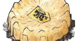 Vlaamse regering sluit interne keuken