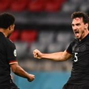 Duitsland pas in slotfase naast Hongarije en naar 1/8ste finales