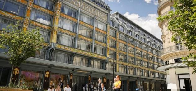 Eindelijk weer open: het legendarische warenhuis La Samaritaine