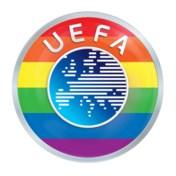 Uefa schaart zich achter 'niet-politieke' regenboog