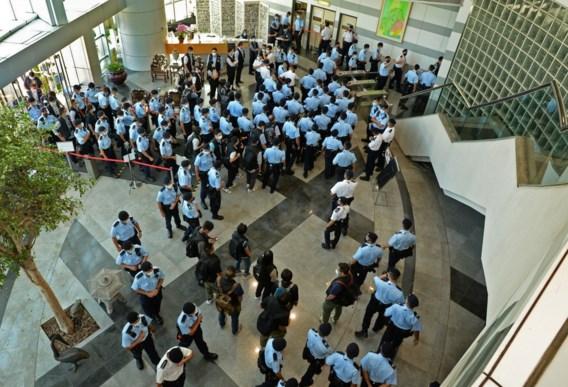 Prodemocratische krant <I>Apple Daily </I>sluit deuren in Hongkong
