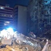 Flatgebouw ingestort in Miami, vrees voor meerdere slachtoffers