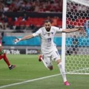 Benzema helpt Frankrijk aan groepswinst