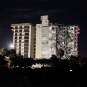 Flatgebouw ingestort in Miami, minstens één dodelijk slachtoffer