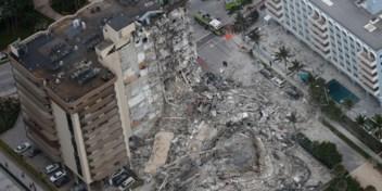 Daglicht toont enorme ravage in Miami na instorting flatgebouw