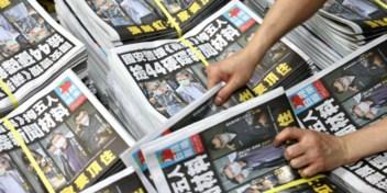 Dodelijke pijl voor Hongkongs meest kritische appel