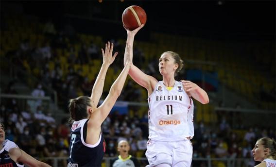 Emma Meesseman leidt Belgian Cats na thriller tegen Rusland naar halve finales op EK basketbal