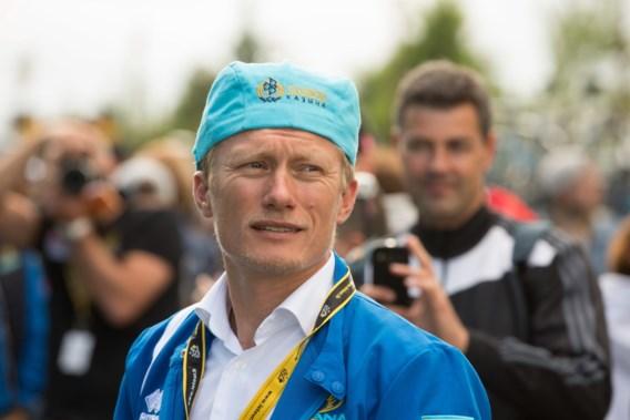 Astana schuift teammanager Alexander Vinokourov aan de kant