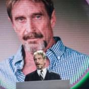 'Koning van antivirus-software' McAfee dood aangetroffen in cel