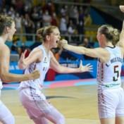 Belgian Cats verslaan Rusland op EK: 'Nu willen we naar de finale'