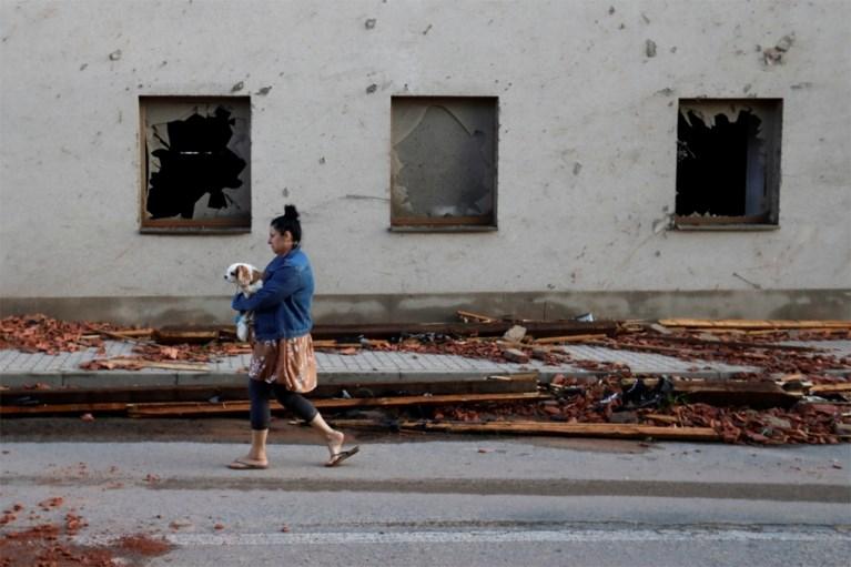 Dodental Tsjechische tornado loopt op tot vijf
