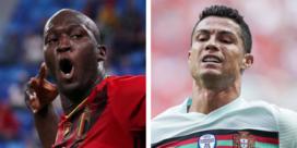België-Portugal, duel der giganten: Big Rom(elu) vs Big Ron(aldo)