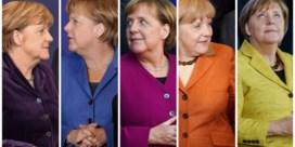 Van 2005 tot nu: hoe Angela Merkel elk jaar meer en meer kleur gaf aan de Europese top