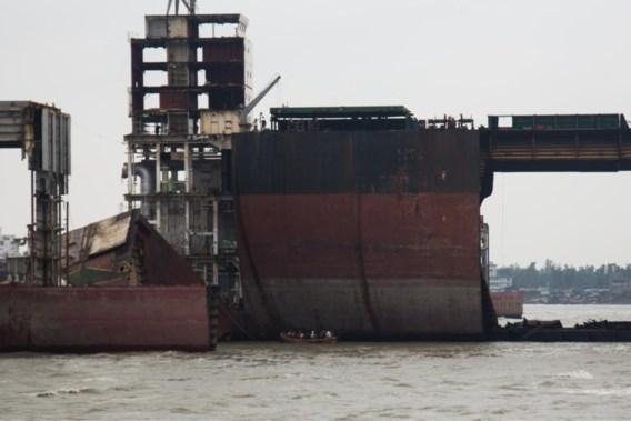 Belgische rederij CMB vrijgesproken van sloop zeeschip