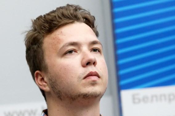 Wit-Russische dissident Roman Protasevitsj onder huisarrest
