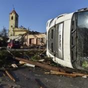 Drie doden en tientallen gewonden na tornado in Tsjechië