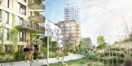 'Te veel schaduw door torens van 70 meter': protest tegen 300 woningen nabij Gent-Sint-Pieters