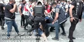 Traangas en arrestaties bij verboden Pride-optocht in Istanbul