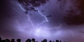 KMI waarschuwt voor onweersbuien, noodnummer 1722 geactiveerd