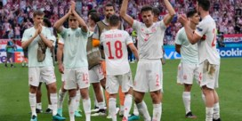 Spanje stoot door na verlengingen en doelpuntenfestival tegen Kroatië