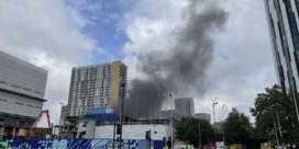Zeker zes gewonden na grote brand nabij Londens metrostation