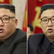 Noord-Koreanen in tranen om 'uitgemergelde' Kim Jong-un
