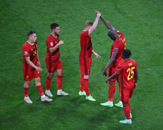 De Rode Duivels op het moeilijkste pad naar de finale