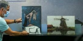 Gestolen Picasso en Mondriaan na negen jaar teruggevonden