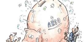 Arco bleef sussen terwijl het Belfius om geld smeekte